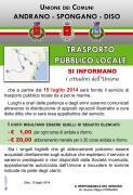 Servizio pubblico di trasporto locale