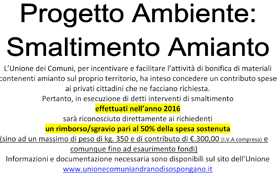 Progetto Ambiente: Smaltimento Amianto