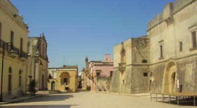 Piazza Castello – Andrano (Le)