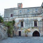 Atrio Palazzo Bacile di Castiglione
