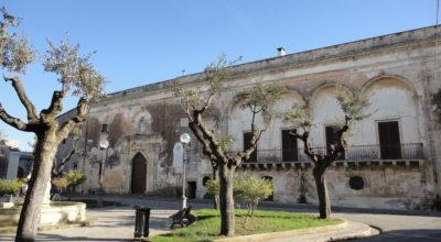 Palazzo Bacile di Castiglione – Spongano (Le)