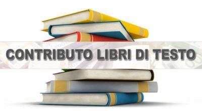 Contributi Libri di Testo per le Scuole Secondarie di I e II grado a.s. 2021/2022