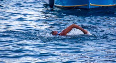 Traversata a nuoto Leuca-Andrano: Salvatore Cimmino per i diritti delle persone con disabilità
